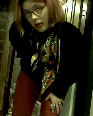red pants VI