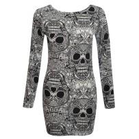 skull dress II