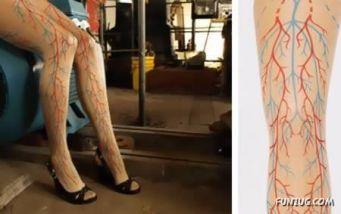 vein tights