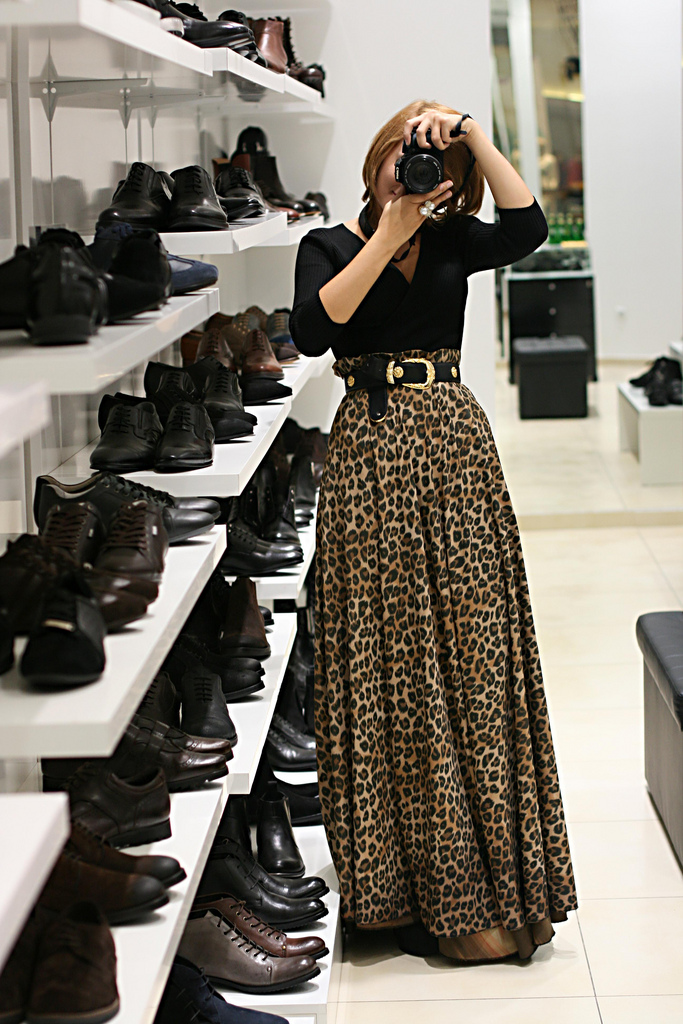 awesome leopard print thrill of the heel