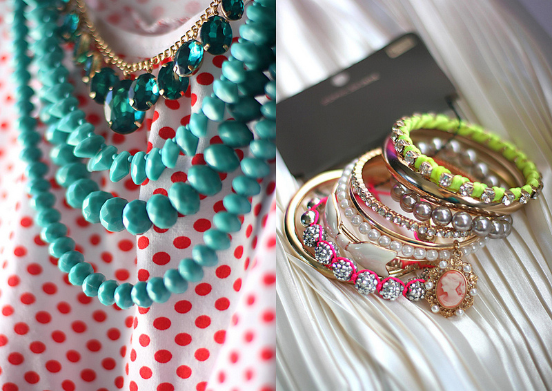 necklaces thrill of the heel
