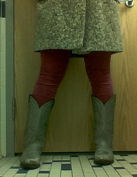 pink pants III