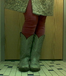pink pants IV