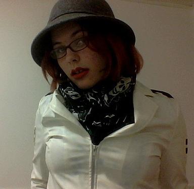 white jacket II