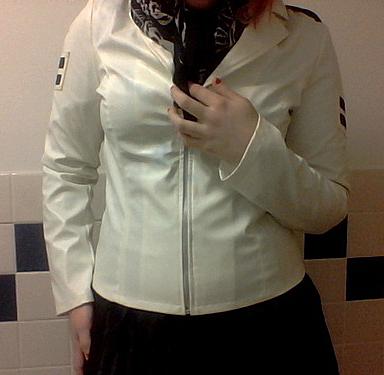 white jacket IV