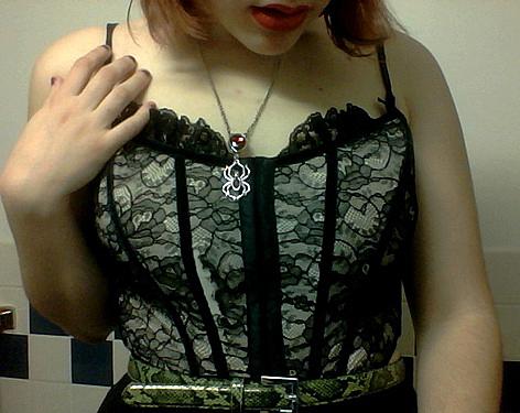 corset goth I