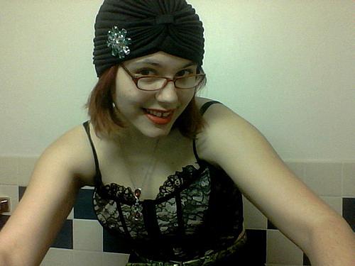 corset goth III
