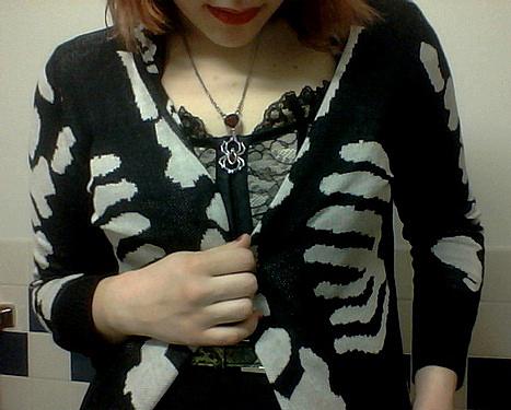 corset goth VI