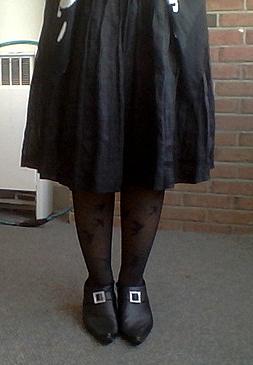 corset goth VII