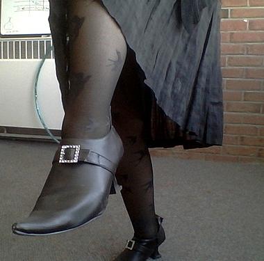 corset goth VIII