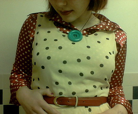 dot dress II