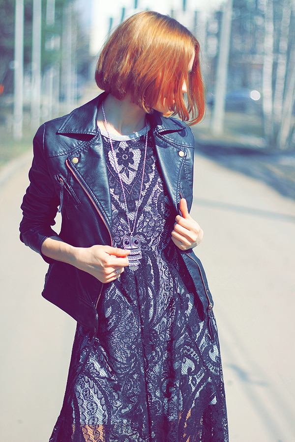 black lace lidia II