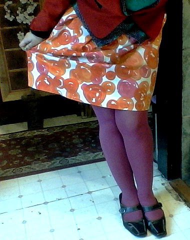 busy orange VIII
