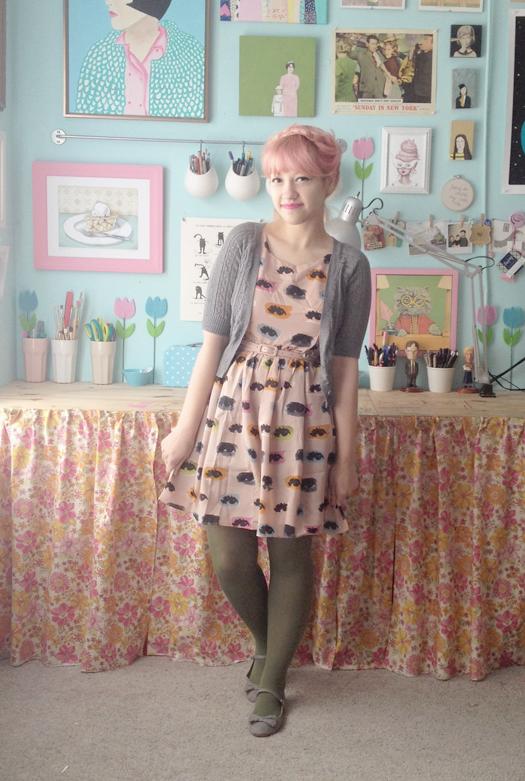 eye dress scathingly brilliant