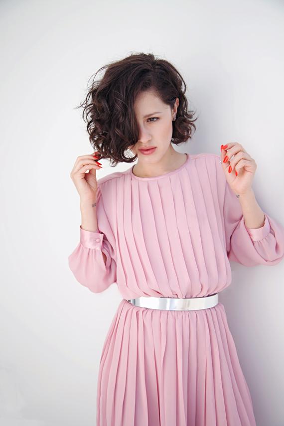 pink dress karla's closet