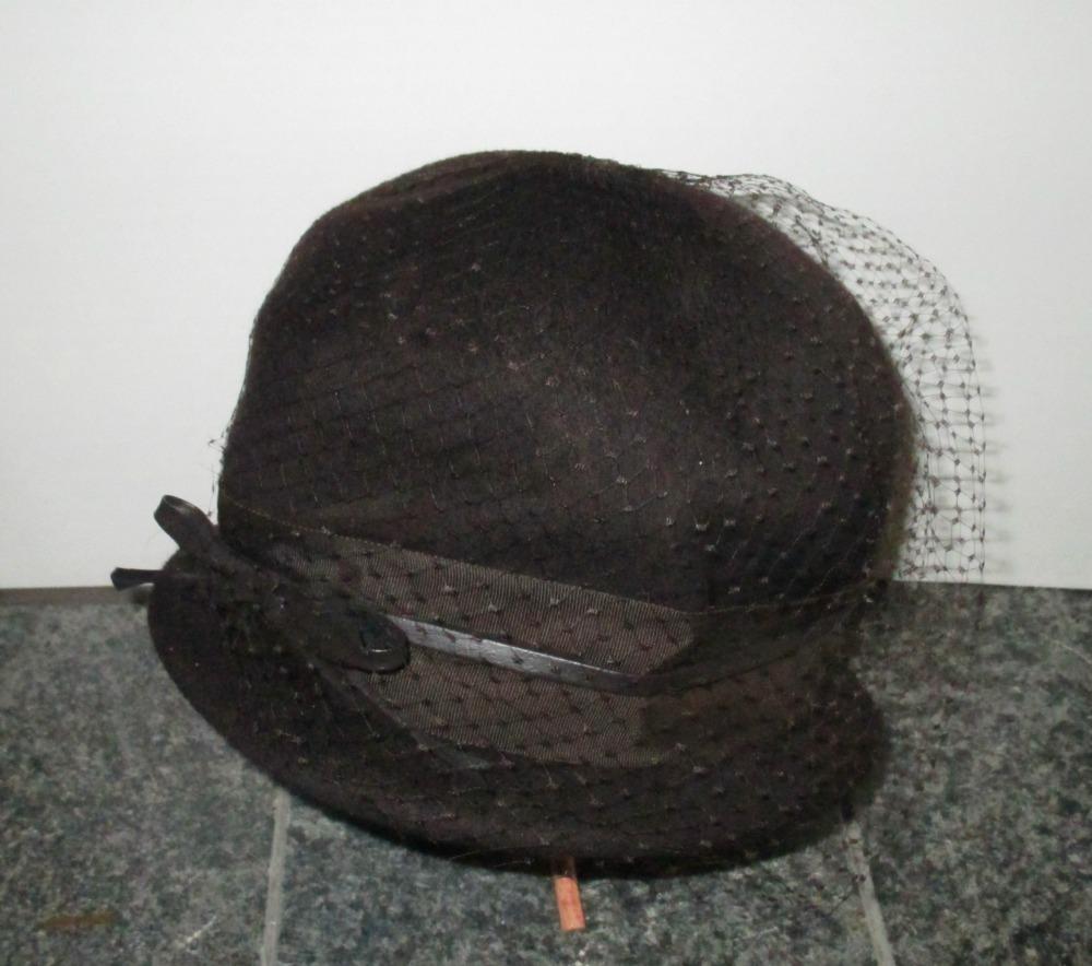 brown hat I