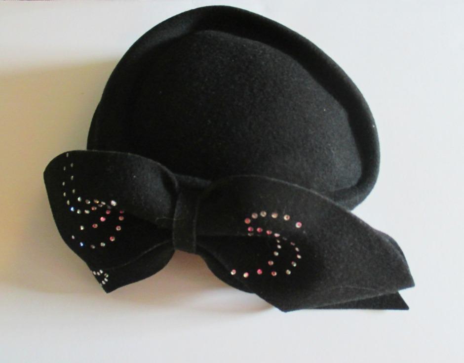 designer black hat I