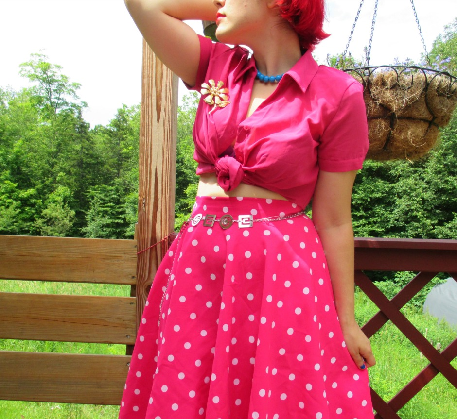 fifties pink I