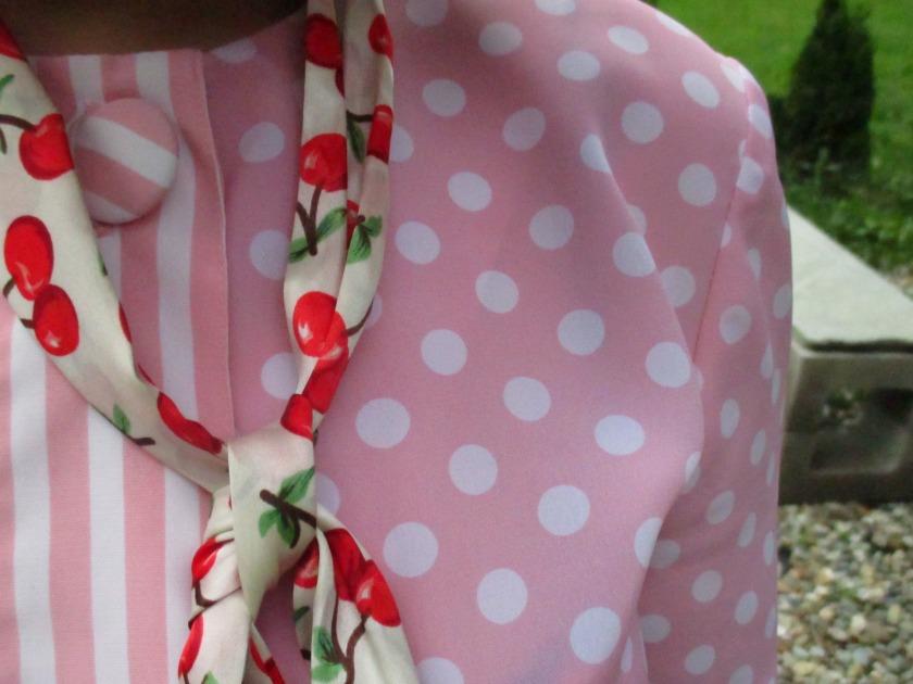 pink suit XVII