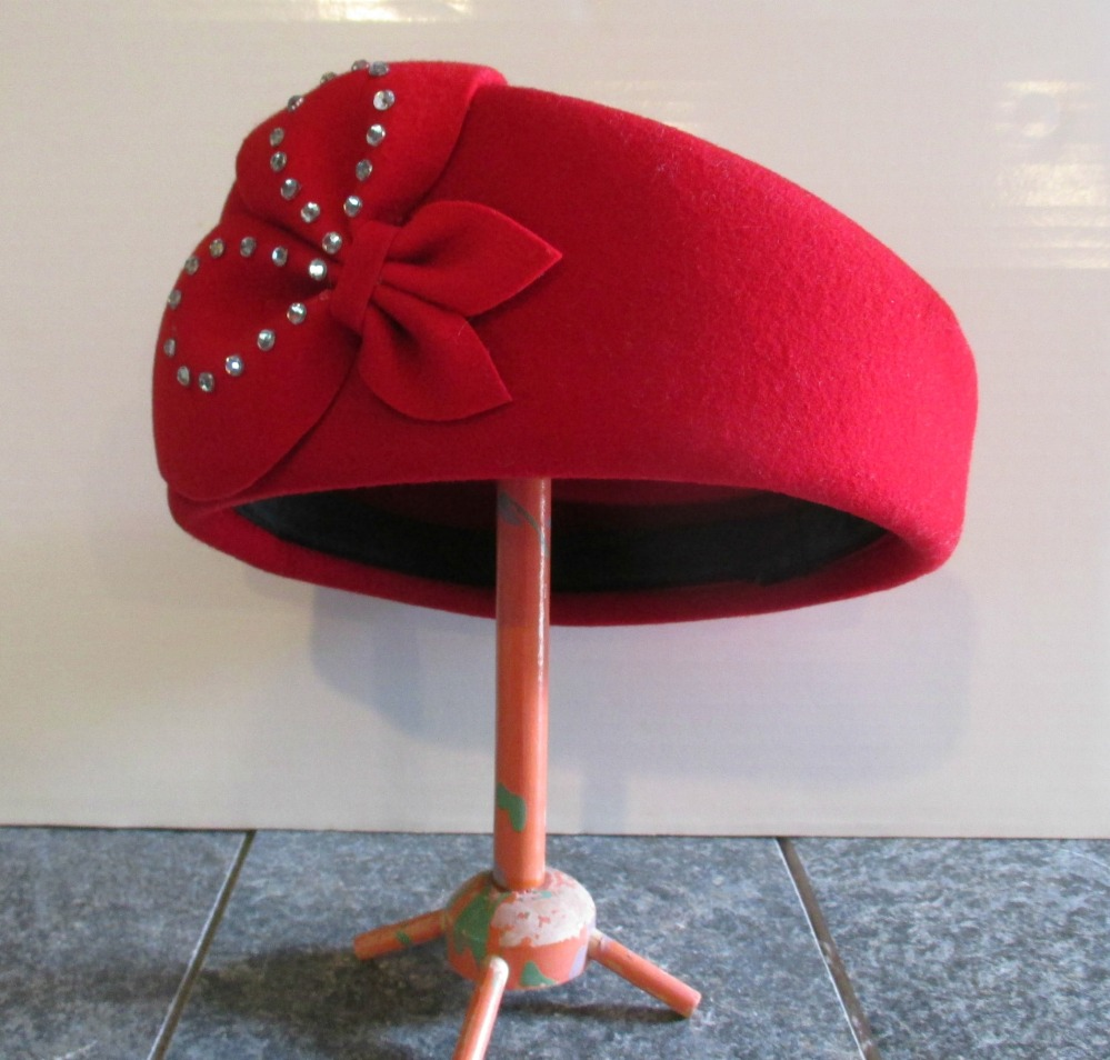 red hat I