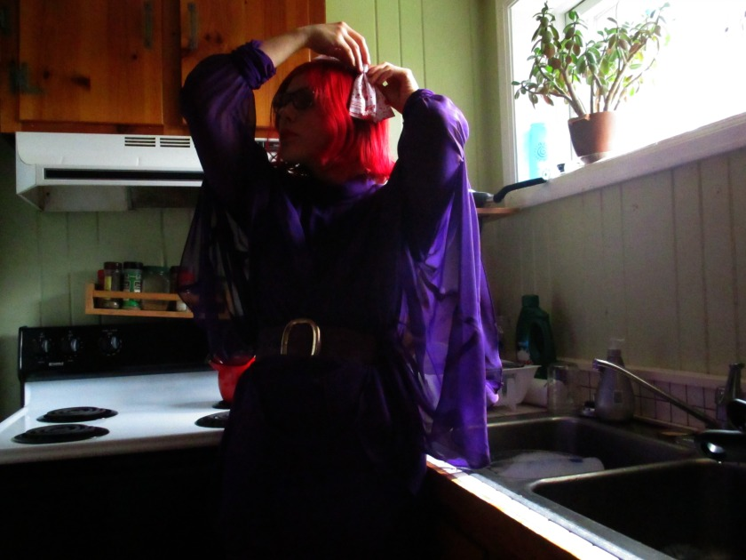 purple I