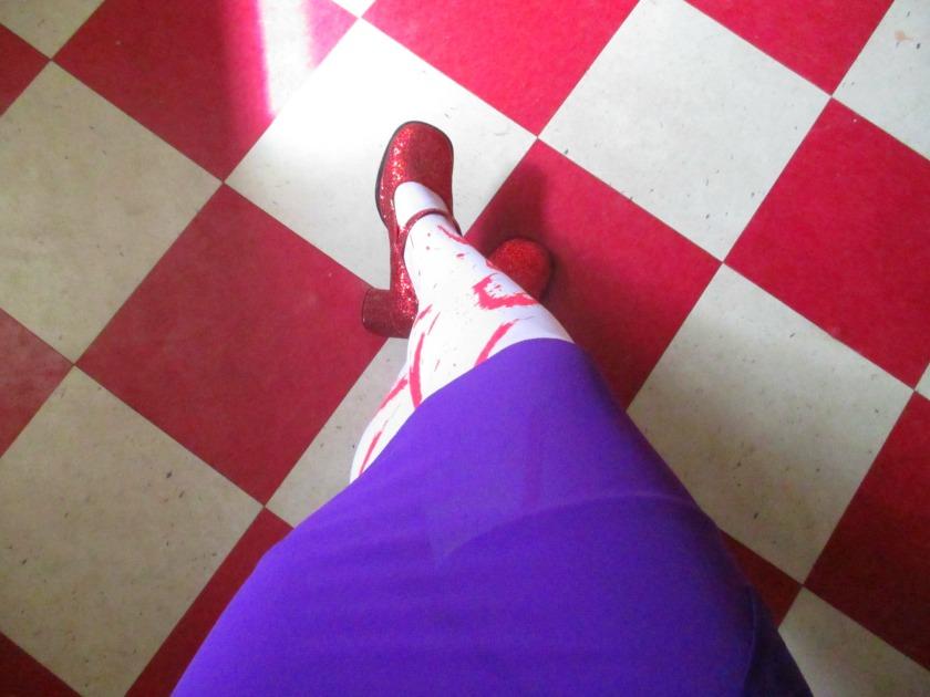 purple IX