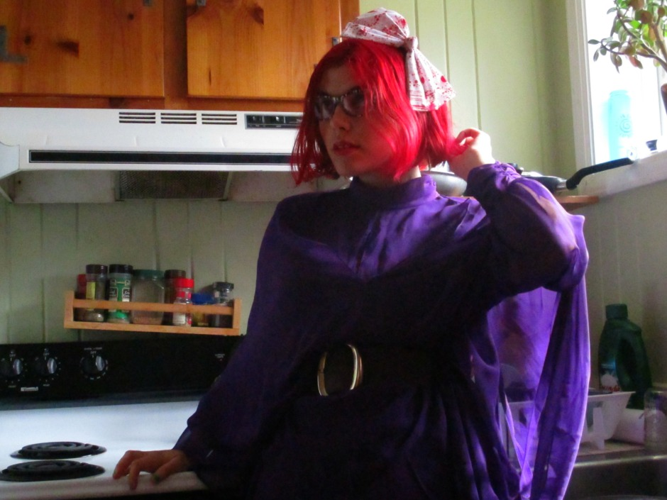 purple VIII