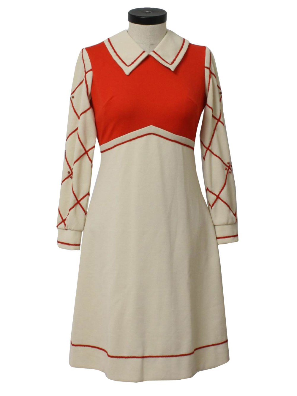70s knit dress