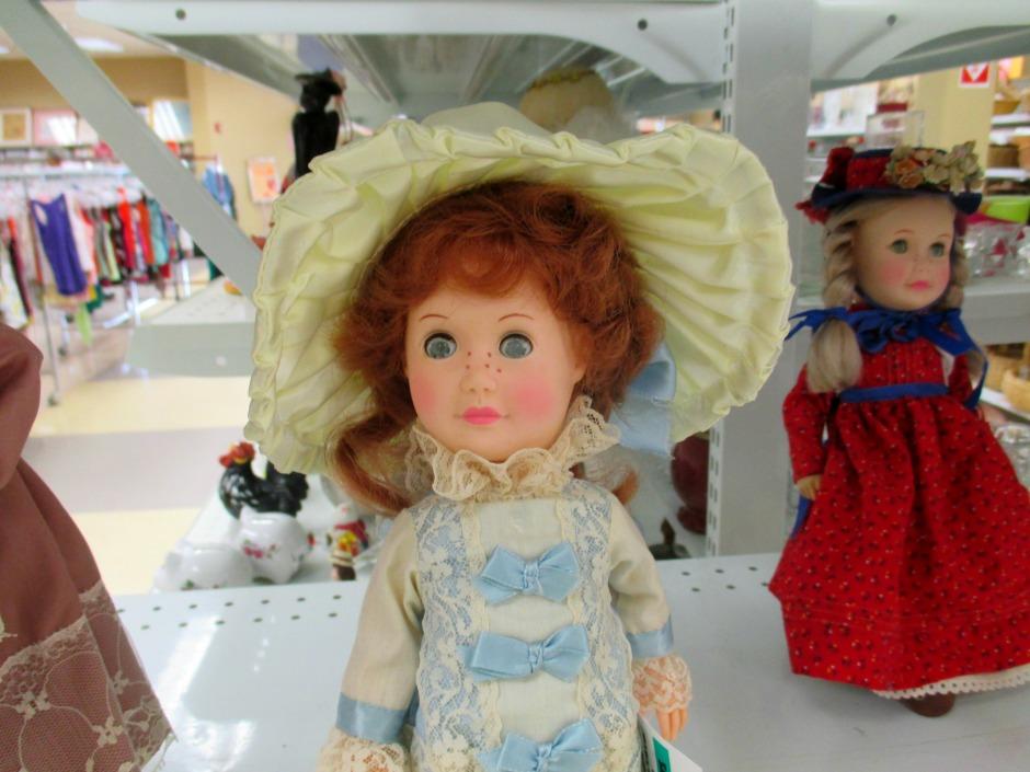 creepy doll V