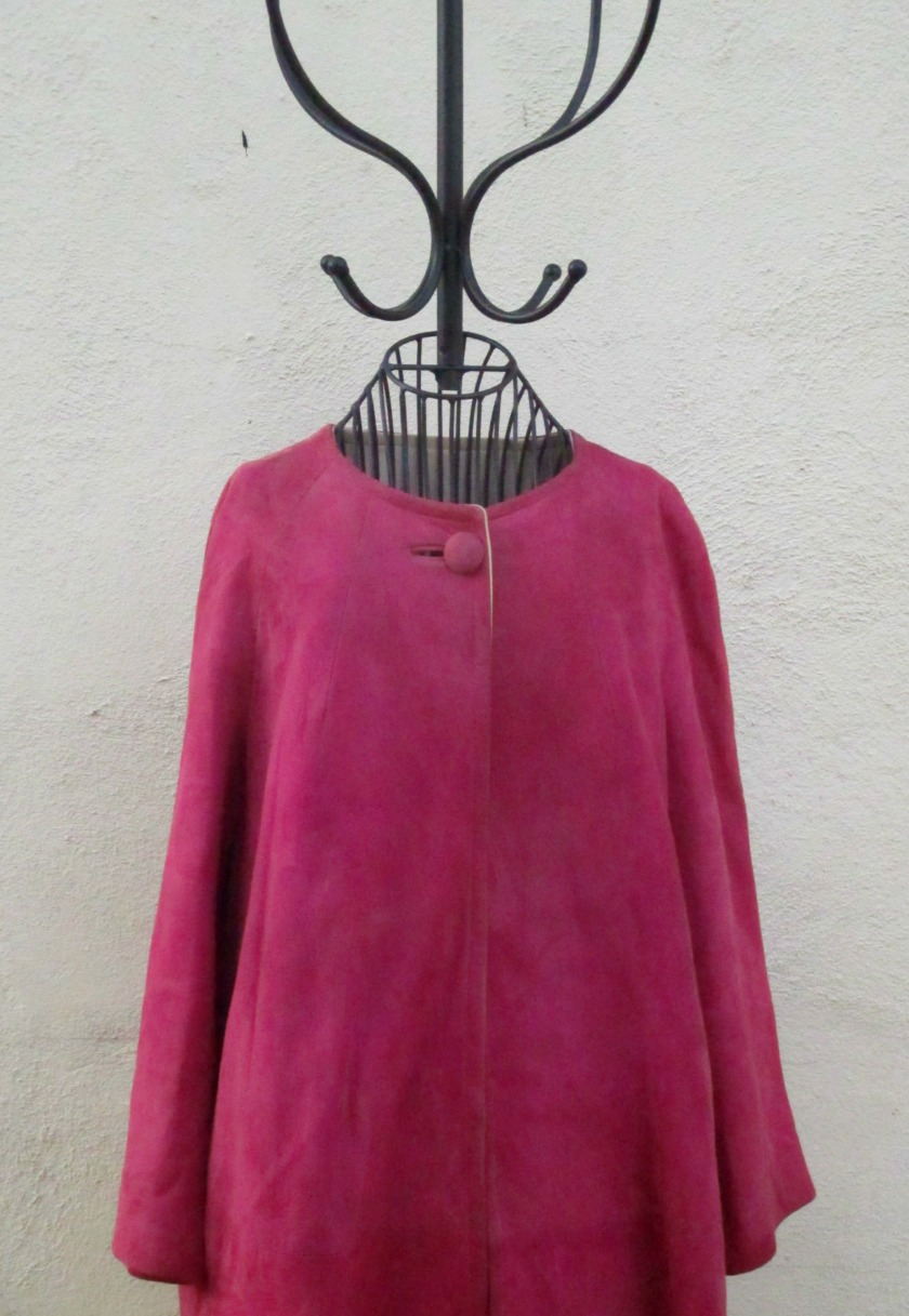 pink coat I