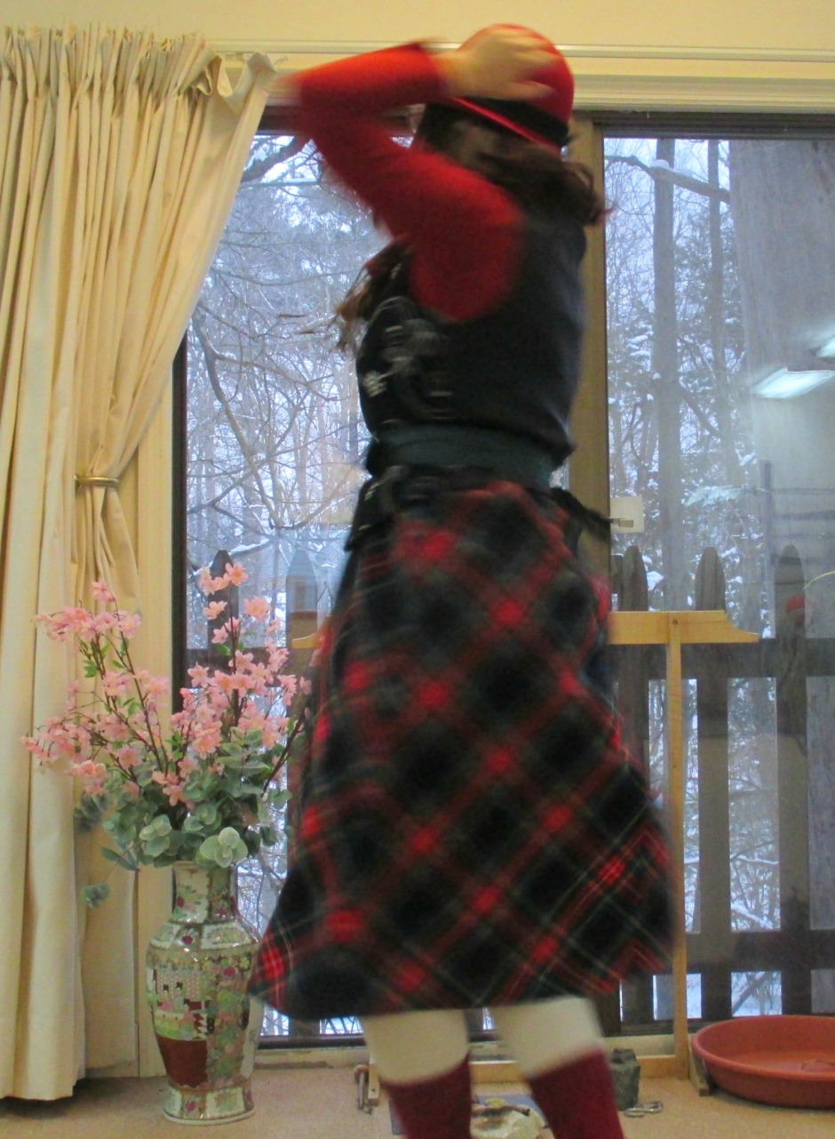 plaid IX