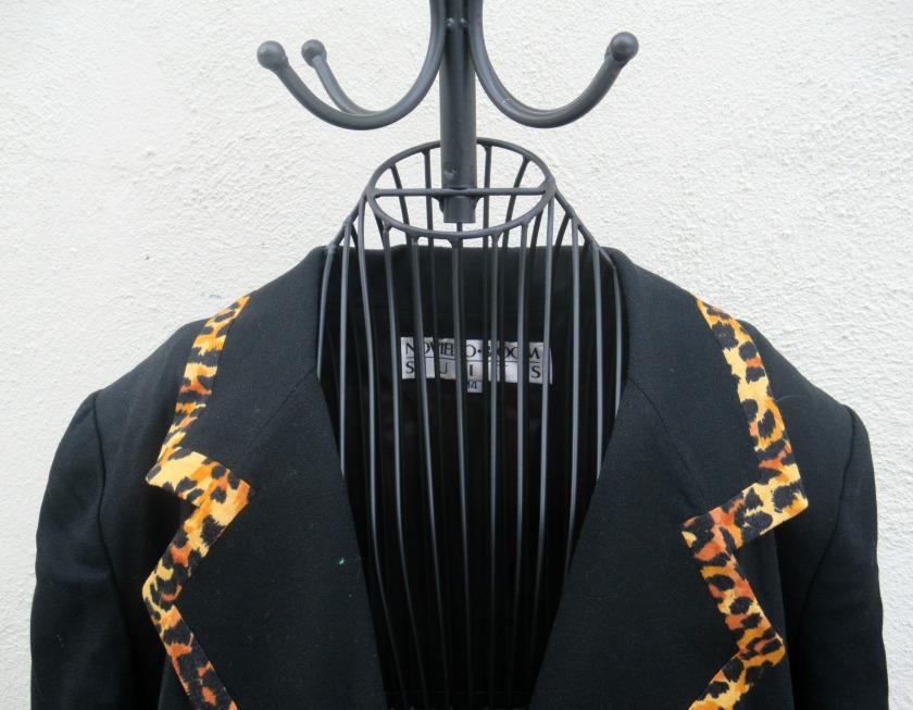 suit jacket I