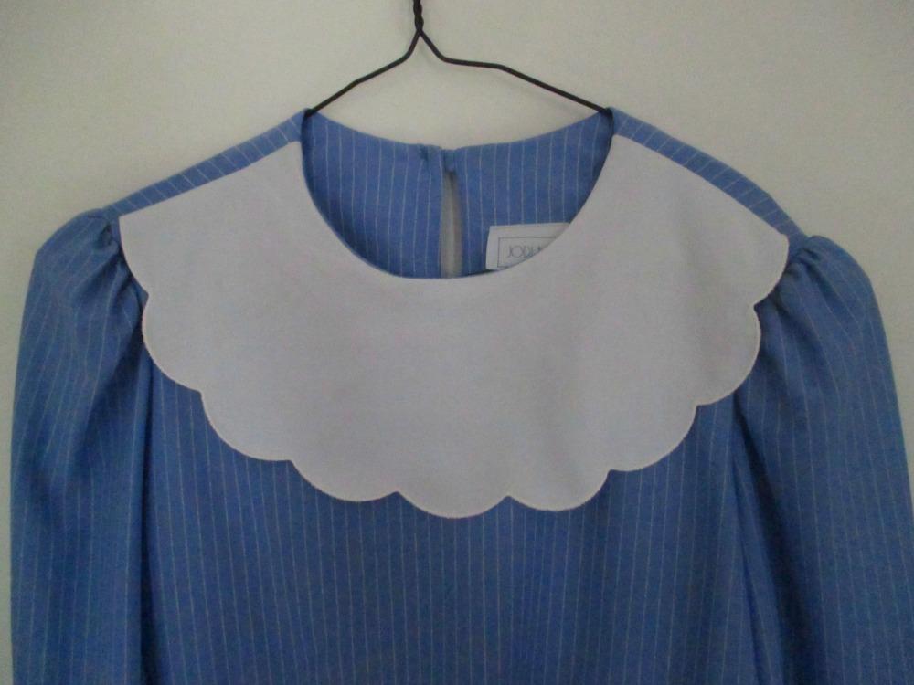 etsy blue dress II