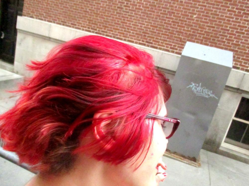 hair I
