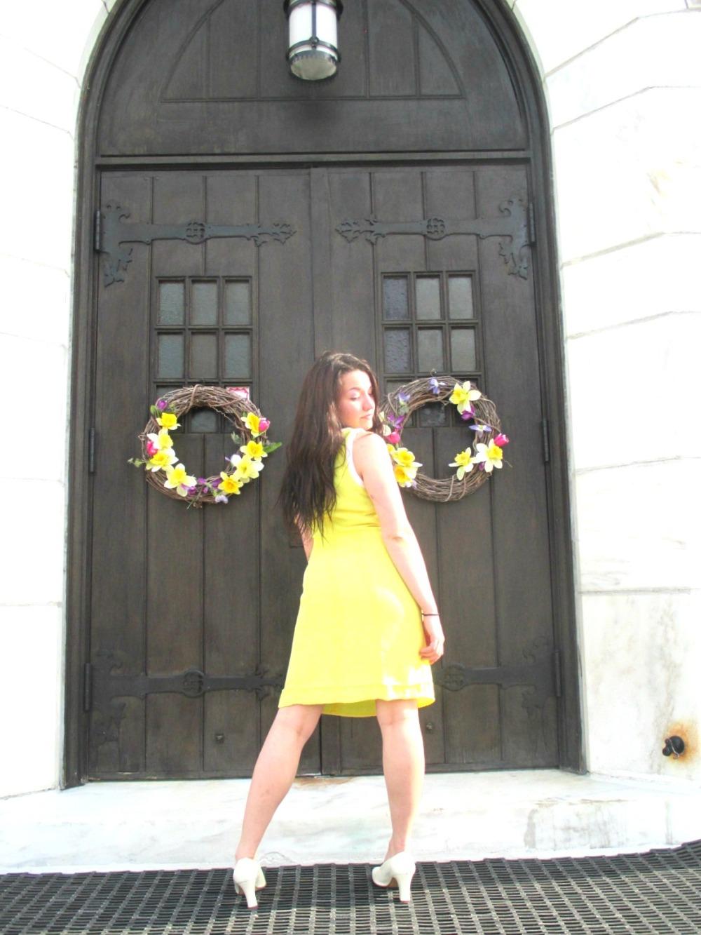 danica yellow I