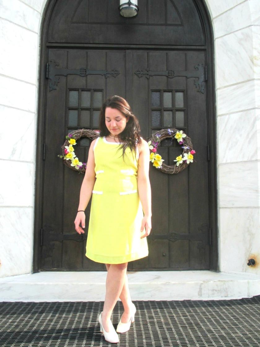 danica yellow II