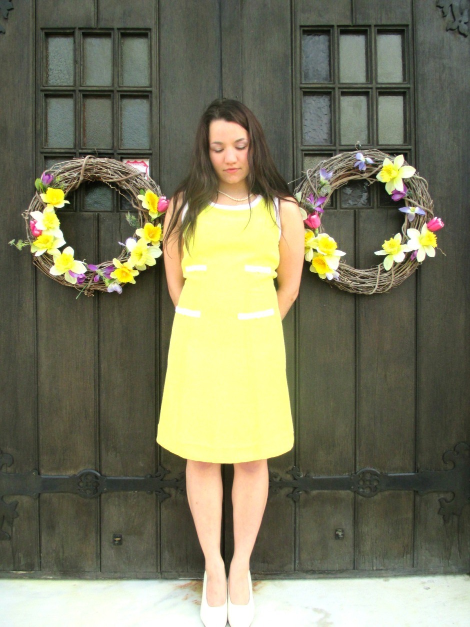 danica yellow VI