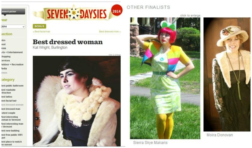 best dressed collage