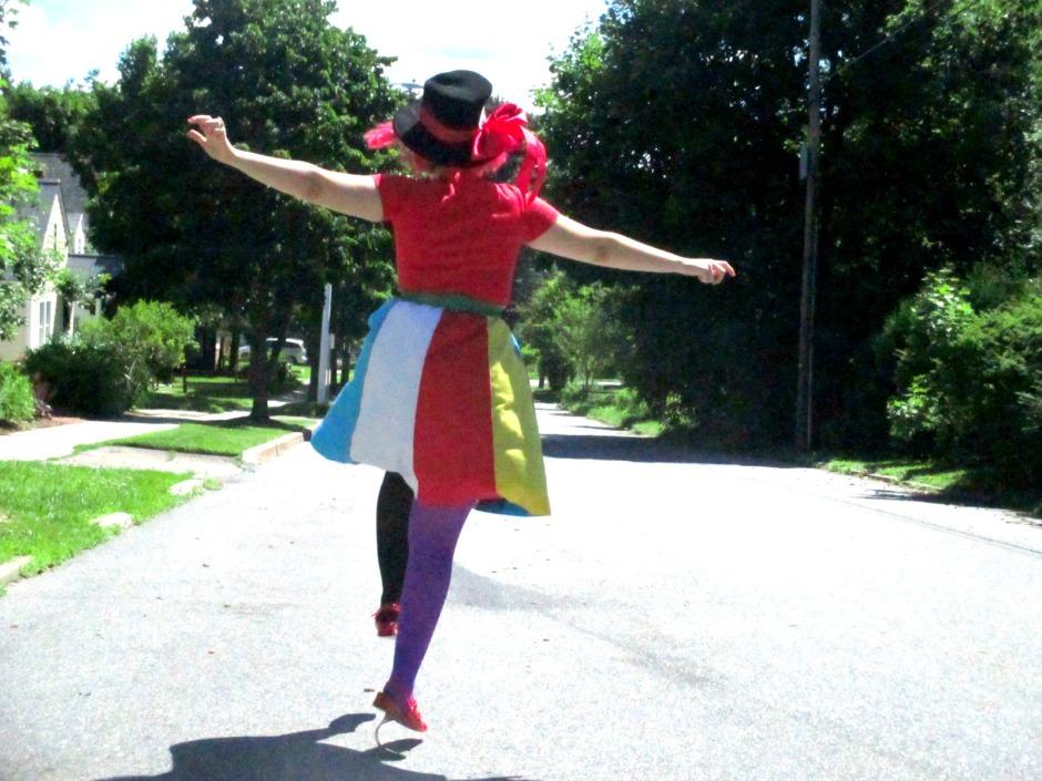 clown V