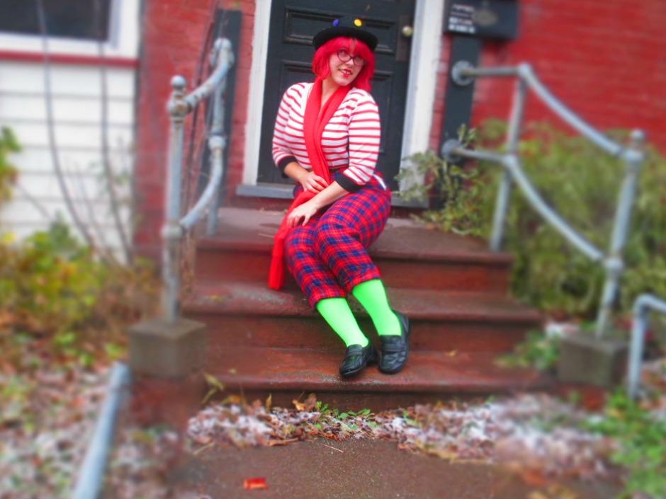 clown XIII