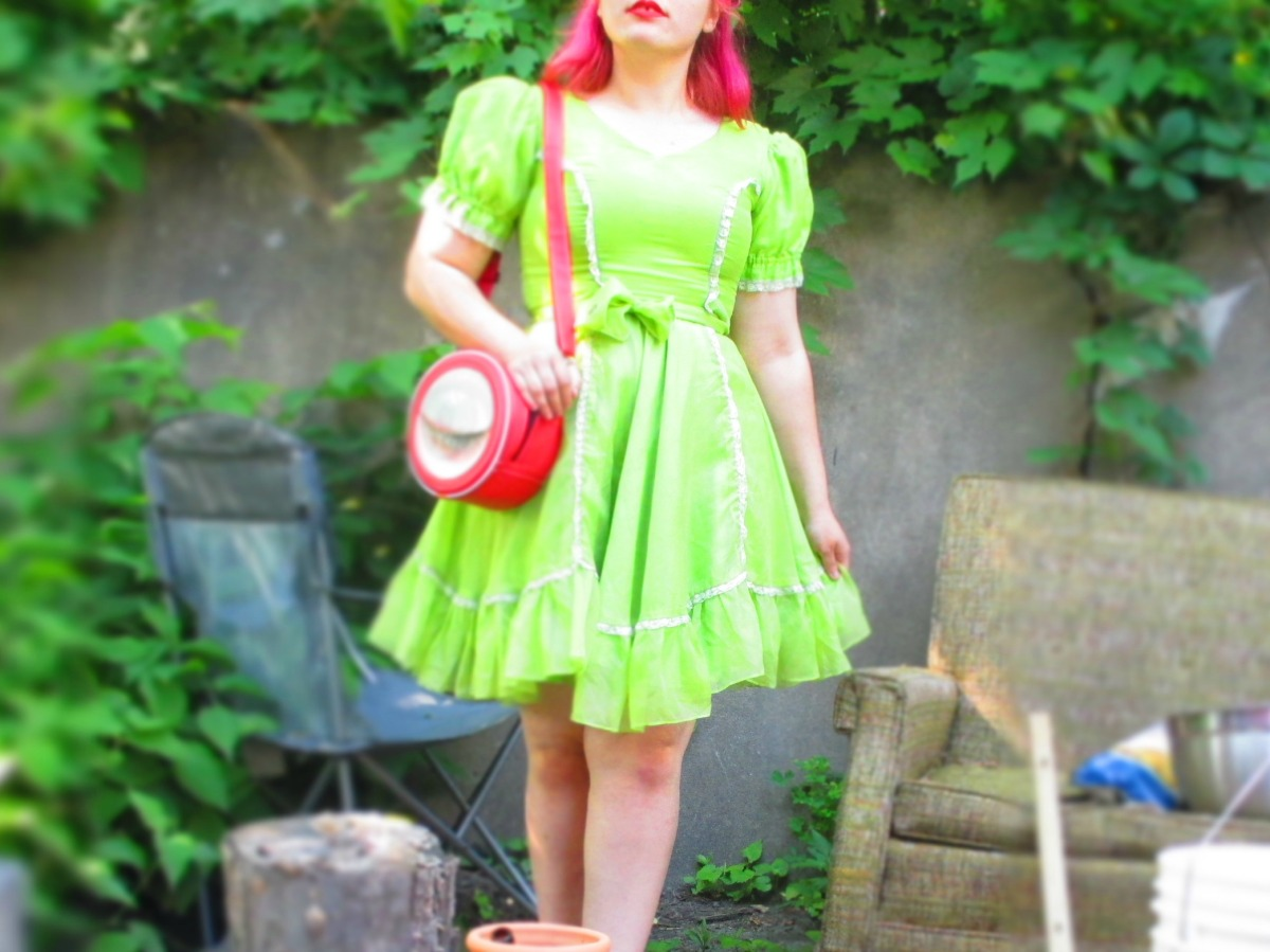 fairy in therubble