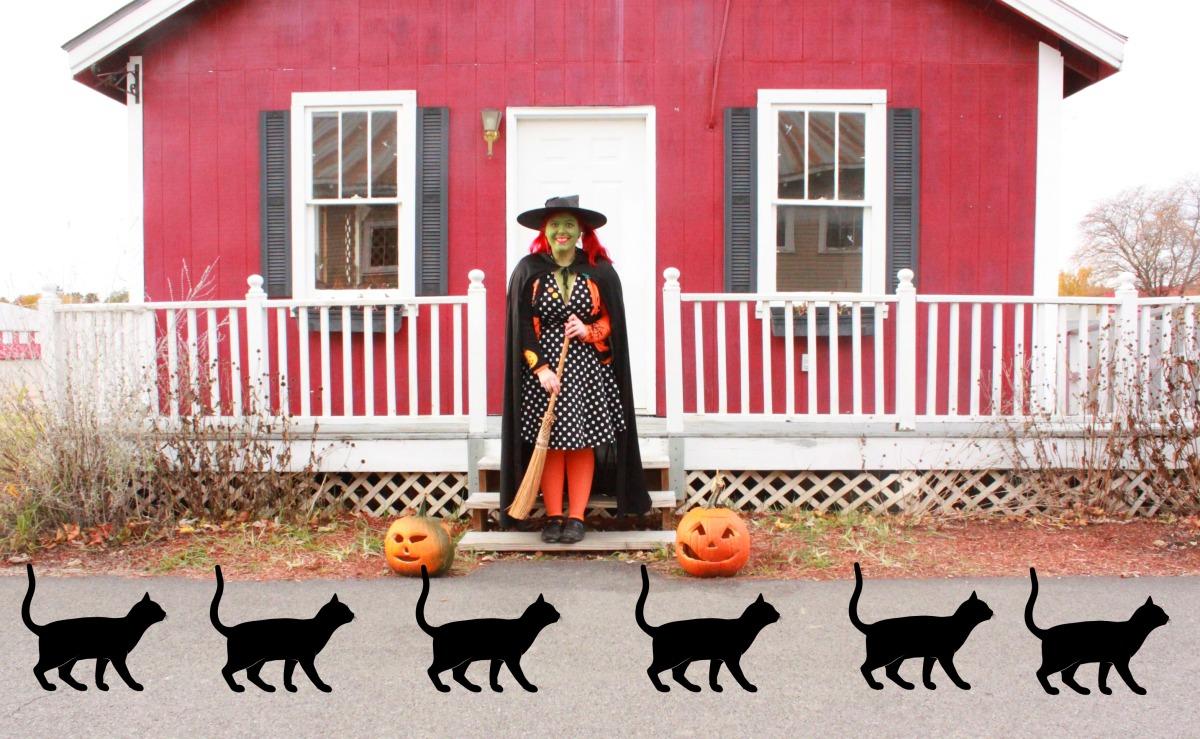 this isn't my actual halloweenlook