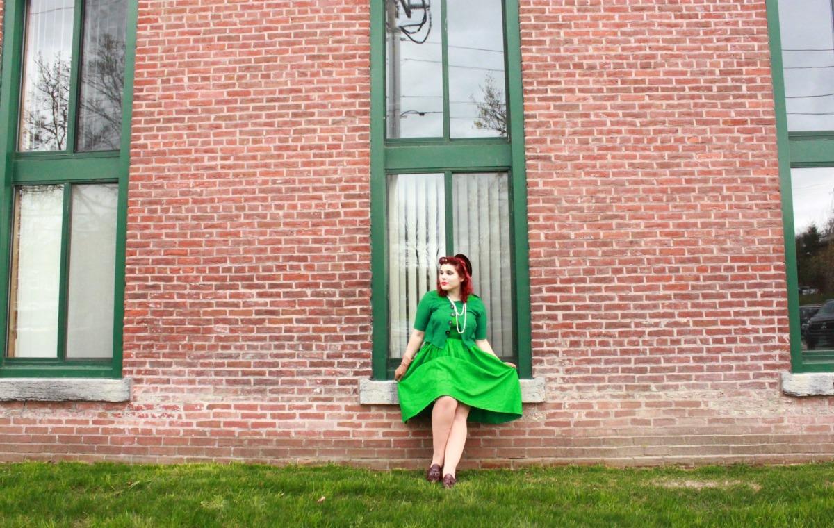me-made may: greeningup!