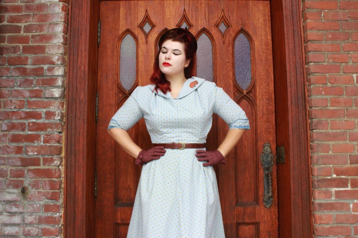 me-made: pintucks &perfectionism